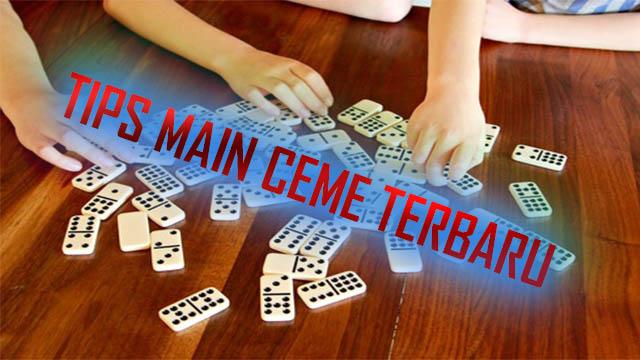 Tahapan Bermain Ceme Online Idn Play Bagi Pemula