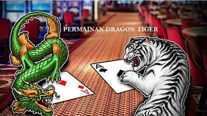Permainan Dragon Tiger